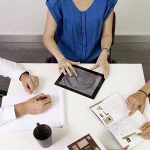 Amandine Lantelme consultante réunion client