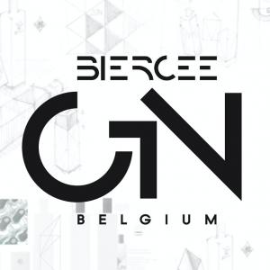 logo biercee gin belgique