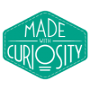 logo made with curiosity