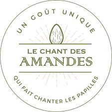 création logo le chant des amandes